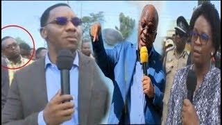MAGUFULI Avamia ghafla Machinjio ya Vingunguti Amekasirika Vibaya mno Sijawahi ona ni zaidi y hasira