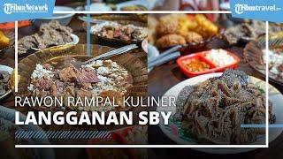 Menikmati Hangatnya Rawon Rampal, Kuliner Legendaris Malang Langganan SBY