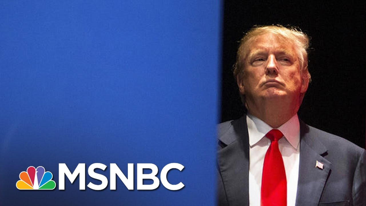Donald Trump Tested By Dictators While Focused On Wiretapping Fantasy | The Last Word | MSNBC thumbnail