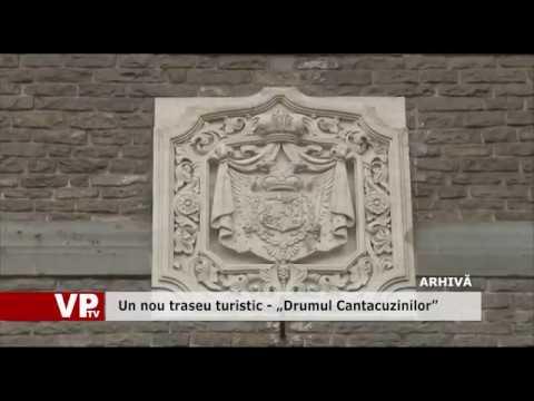 """Un nou traseu turistic – """"Drumul Cantacuzinilor"""""""