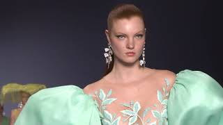 GEORGES HOBEIKA Haute Couture Spring Summer 2020 Collection.