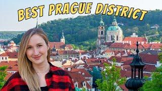 BEST Area to Stay in PRAGUE for Tourists | Near Prague Castle, John Lennon Wall, Charles Bridge
