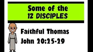 #Faithful Thomas