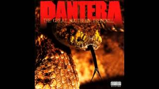 Pantera The Great Southern Trendkill Full Album (1996)