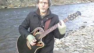 The Doors--Yes, the River Knows (cover) by Gavin Stewart of Whale Blue Eye