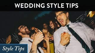 What To Wear To A Wedding As A Guest - Mens Style Tips