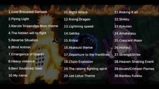 Best Naruto Fighting/Motivational OST __Rise and Fight__(interactive mode MODE)