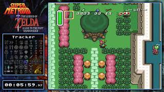 Let's Play Super Metroid + A Link to the Past Combo Randomizer [Deutsch]