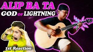 "Alip Ba Ta - ""Hotel California"" - 1st Reaction (Fingerstyle)"