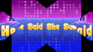 He Said, She Said (DDR Version) - Ashley Tisdale