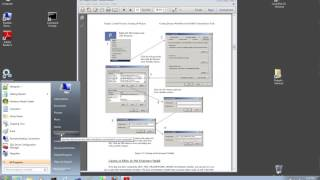 Creating Environment Variables in Windows 7