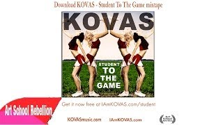 'Student To The Game' Full Mixtape by @KOVAS - IAmKOVAS.com