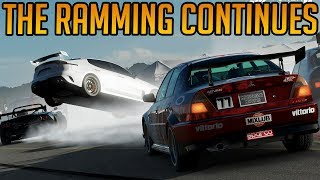 Forza 7:   The Ramming Never Ends