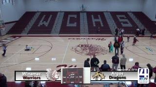 Winamac Girls Varsity Basketball vs Argos