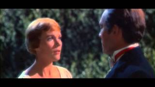 "Sound of Music: Georg Von Trapp/ Maria Rainer - ""Falling Slowly"""