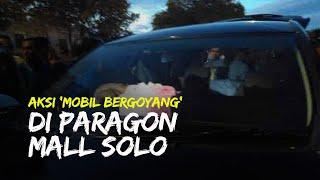 Viral Ketahuan Mesum di Mobil di Parkiran Paragon Mall Solo, Tabrak Satpam lalu Ugal-ugalan di Jalan