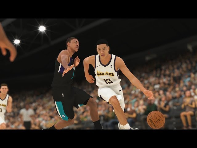 NBA 2K19's MyCareer Shows a Studio Unwilling to Change