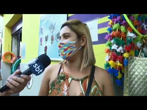 TURMA DO BARRA: A máscara precisa combinar com a roupa?