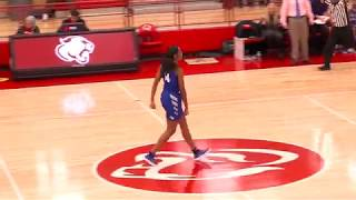 Week 2 - Girls Hoops - Barbers Hill Lady Eagles vs Crosby Lady Cougars