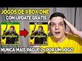 Microsoft Promete Fazer Seu Jogo De Xbox One Se Tornar