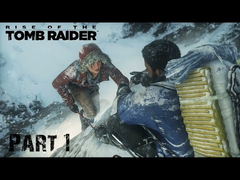 Rise Of The Tomb Raider 20 Year Celebration Walkthrough Rise Of
