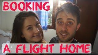 Booking a flight home   Bangkok hideaway   Thailand Vlog #6