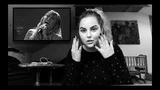 Miley Cyrus   Slide Away (VMA Live Performance) [REACTION & EXPLANATION]