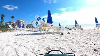 Long Range FPV RC Truck at the beach