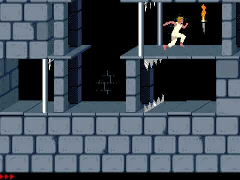 [TAS] DOS Prince of Persia by eien86 in 13:08,53