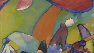 Strandszene (Kandinsky)