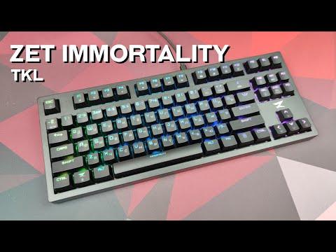 Обзор Zet Immortality TKL. Хорошая печать за 5500руб.