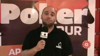 Intro Knockout Figueira Poker Tour Dia 1