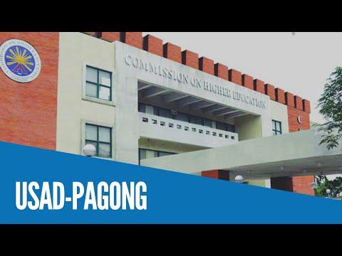 [Inquirer]  WATCH: Tulong ng Kamara, hiniling ng CHED para madagdagan ang mga tauhan sa regional offices