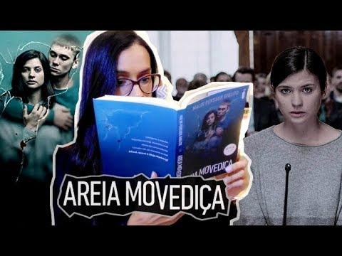 UMA HISTÓRIA TENSA: AREIA MOVEDIÇA | Crítica do livro & série (+ sorteio!)