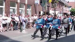 preview picture of video 'Schützenfest in Korschenbroich 2012 (2)'