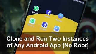 How to Clone Android Apps to Run Two Instances of WhatsApp, Facebook and Others | Guiding Tech