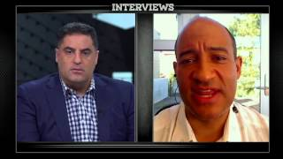 """How Hillary Clinton """"Sanitizes"""" Racism: James Rucker Interview w/ Cenk Uygur (edited) thumbnail"""