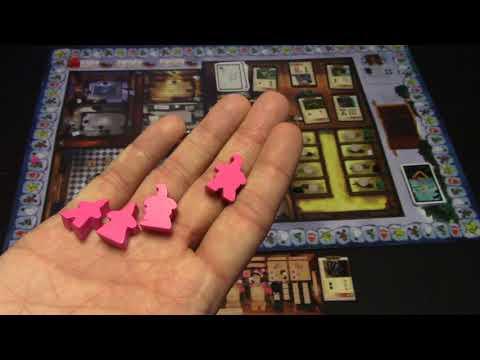Matt's Boardgame Review Episode 238: Santa's Workshop