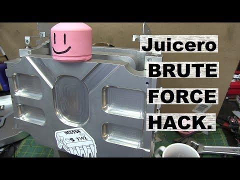 Hacking Juicero's DRM Fruit Bags