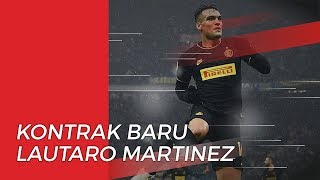Tak Mau Kehilangan Lautaro Martinez, Inter Milan Segera Berikan Kontrak Baru