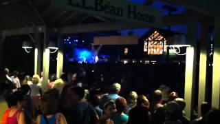 Chris Isaak - Worked It Out Wrong - Encore - 7/7/12 - L.L.Bean