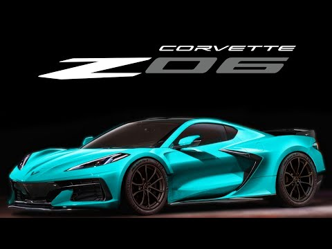 The 2023 Corvette Z06 Will Be Here Within 3 Months