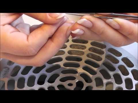 Die Gründe und die Behandlung der Schichtung der Nägel