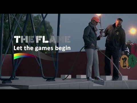 The Flame  - Let the Games begin