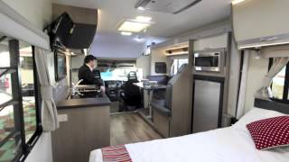 Australia's Best Selling Motorhome   Avida Esperance C7934SL