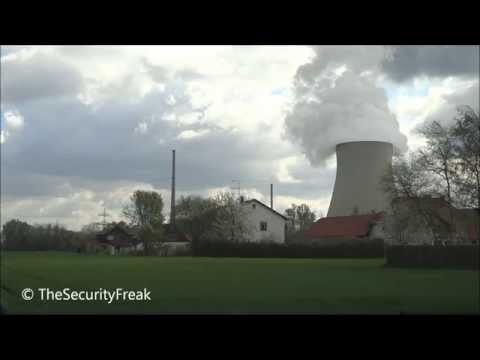 Sirenenprobe am Atomkraftwerk Isar - Warnung in 3 Perspektiven und KATWARN