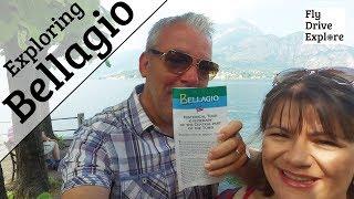 A Walking Tour Of Bellagio, Lake Como, Italy