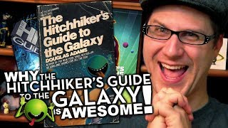Happy Towel Day! - Why The Hitchhiker's Guide To The Galaxy Is AWESOME!
