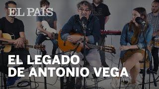 Músicos Y Grupos Españoles Hablan De La Huella Que Antonio Vega Ha Dejado En La Música