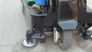 preview picture of video 'electric sweeper CJZ145-1'